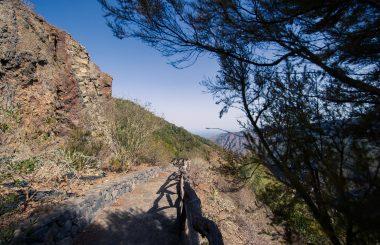 Recorre responsablemente Garajonay / Enjoy our National Park responsibly