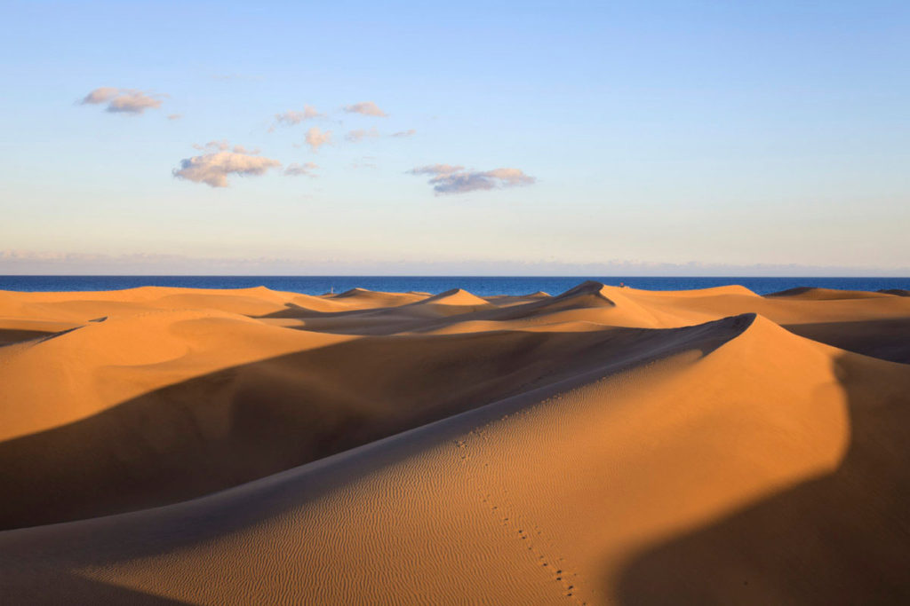 Gran Canaria - Maspalomas sand