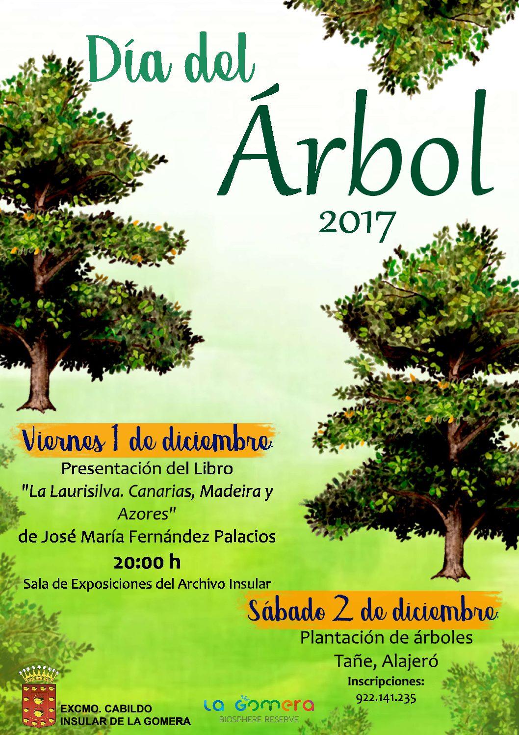 01/12/17 – Actividades del Día del Árbol / Activities for the Tree Day